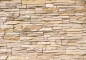 Mobile Preview: Vlies Fototapete 1 - Asian Stone Wall Steinwand Tapete Steinwand Steinoptik Stein Steine Wand Wall 3D Steintapete beige