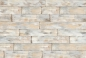 Preview: Vliestapete Fototapete SHABBY CHIC, 368x248 weiss geöltes Holz, Whitewashed Wood