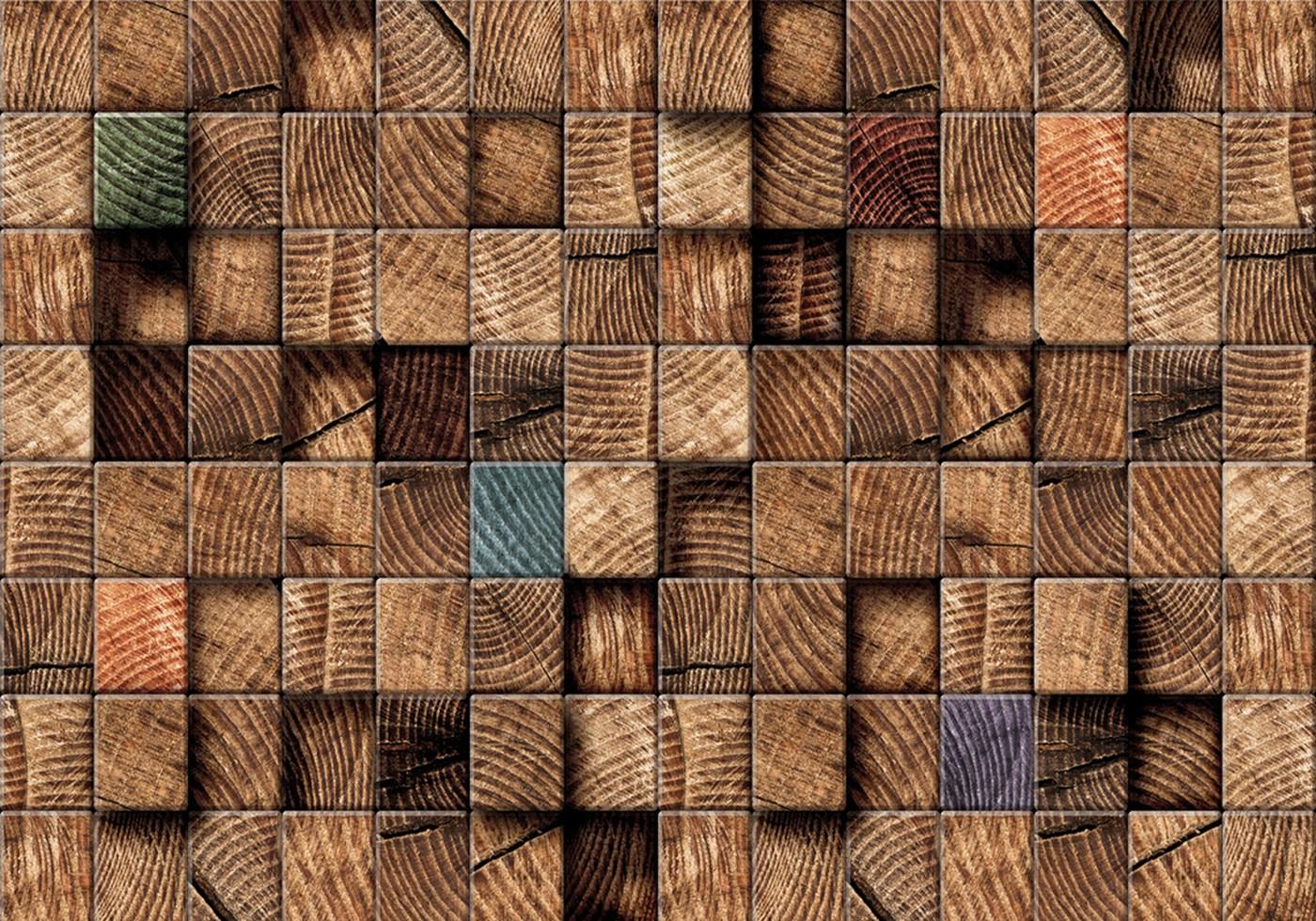 Geflammtes Holz Holz Muster Holzmuster Holz