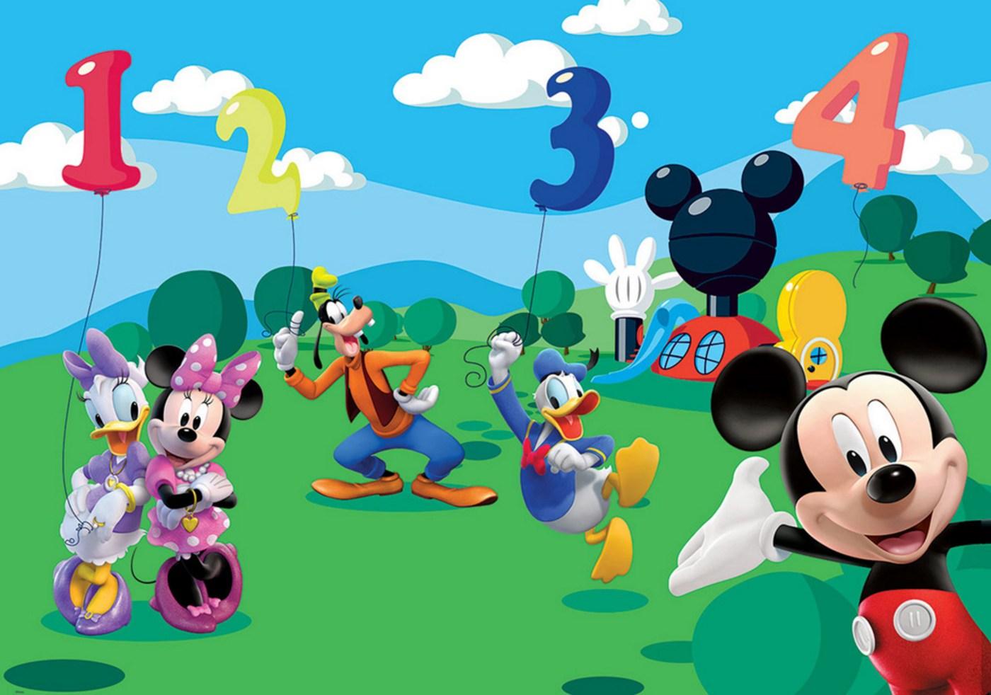 KiSS!, Fototapeten zu besten Preisen. - Fototapete no. 997 - Disney ...