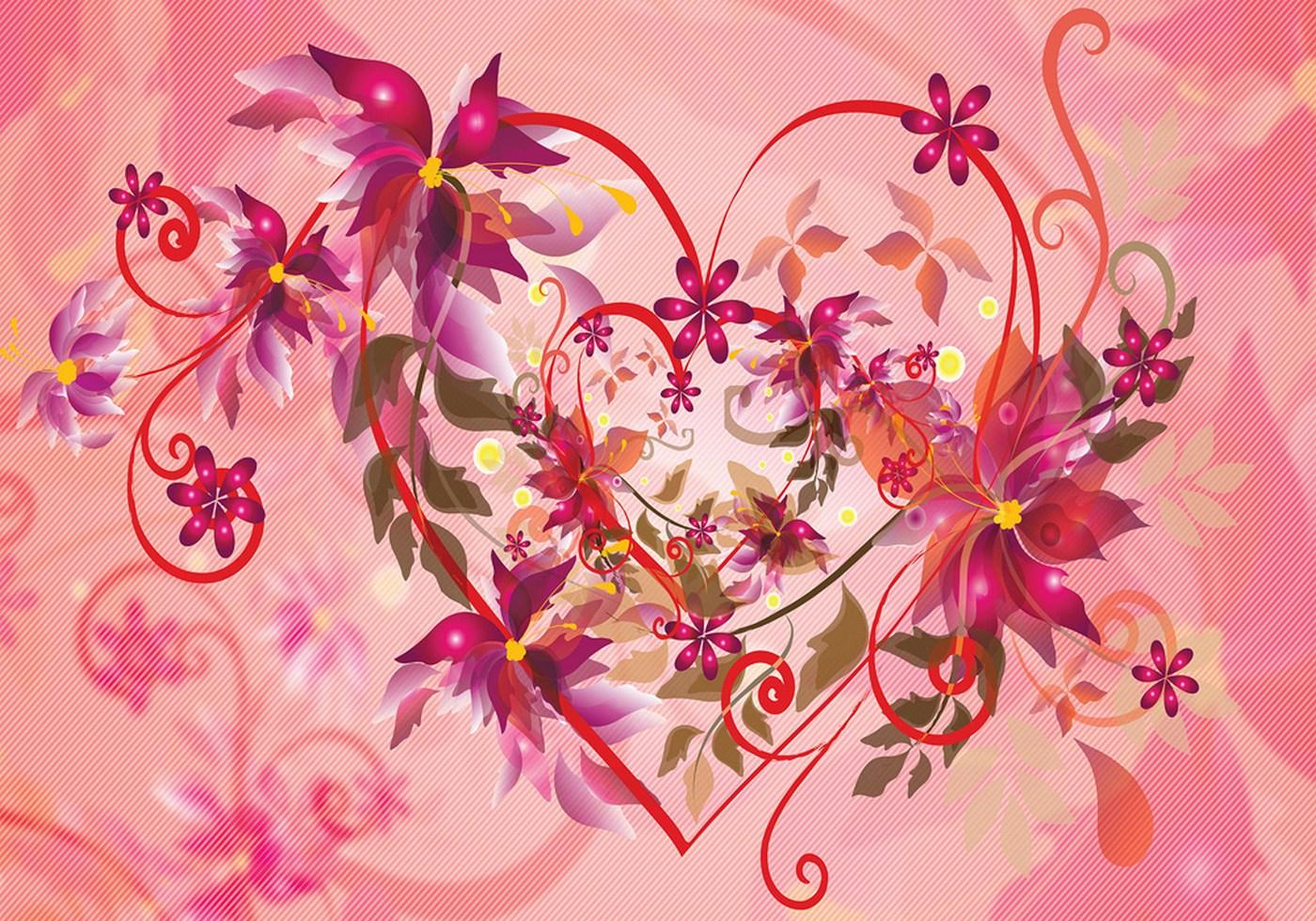 vlies fototapete 1056 illustrationen tapete ornamente blumen muster pflanze kunst rot - Tapete Rot Muster