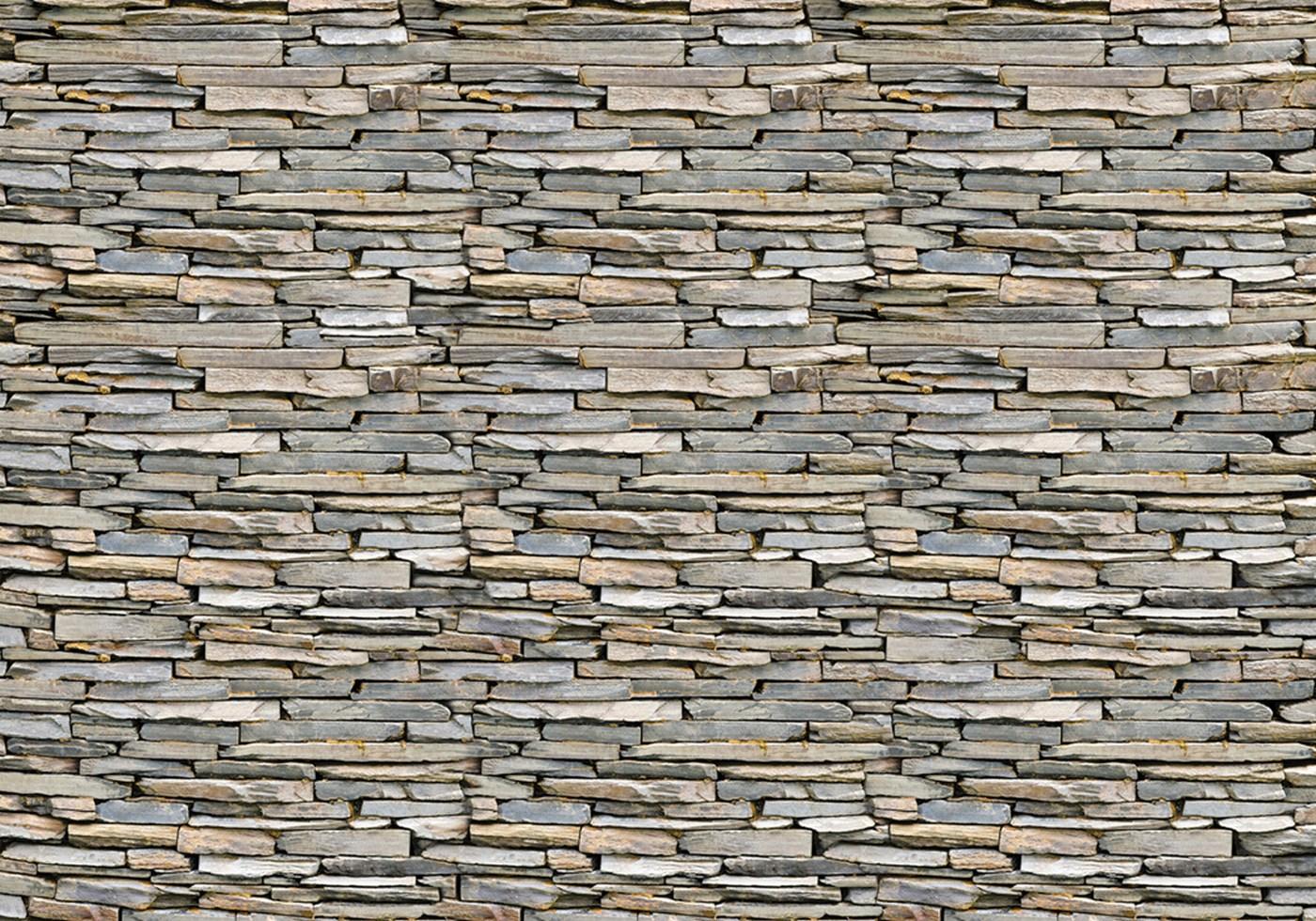 kiss fototapeten zu besten preisen fototapete no 1057 steinwand tapete steinmauer. Black Bedroom Furniture Sets. Home Design Ideas