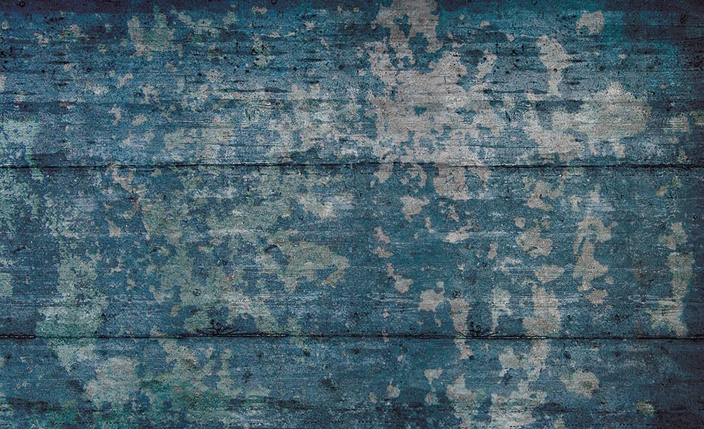 Fototapete No 2131 Vliestapete Holz Tapete Holzoptik Kacheln Streifen Vintage Blau Kiss Fototapeten Thermoglaser Und Leuchtpflastersteine