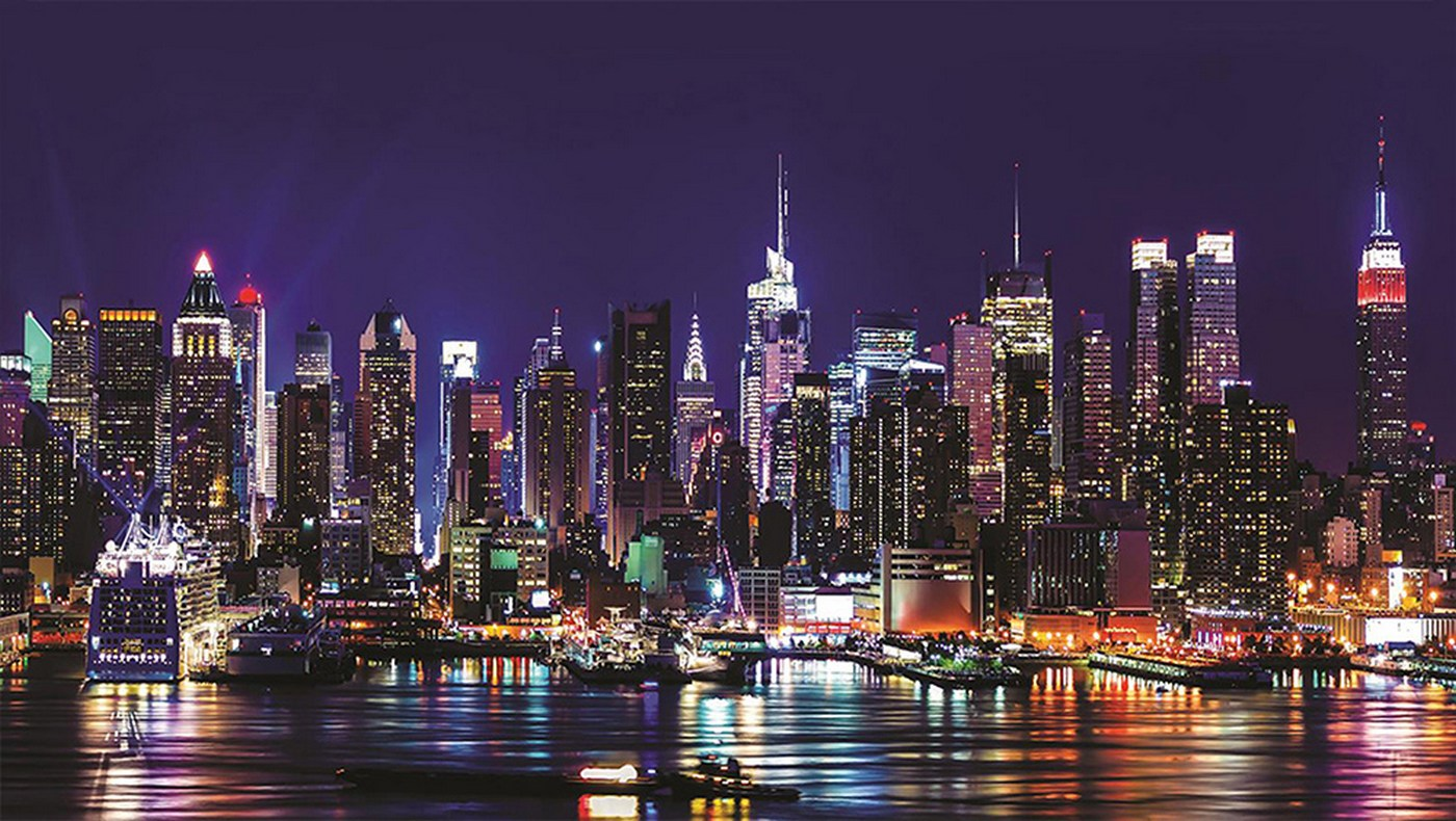 New York Bei Nacht Hd