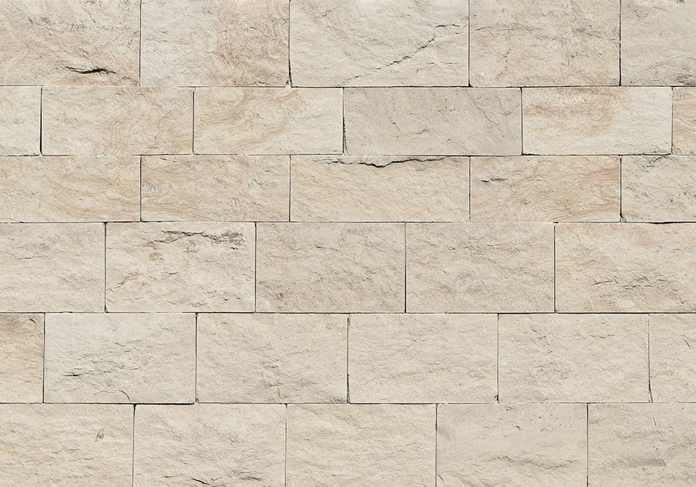 Vlies Fototapete 4300 Steinwand Tapete Steinoptik Sandstein Steine Wand Steintapete Beige