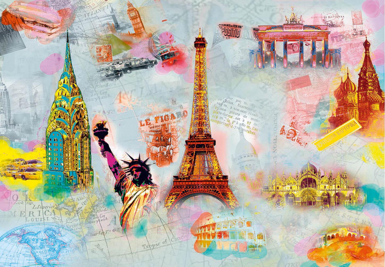 Днем пожилого, открытки по разным странами